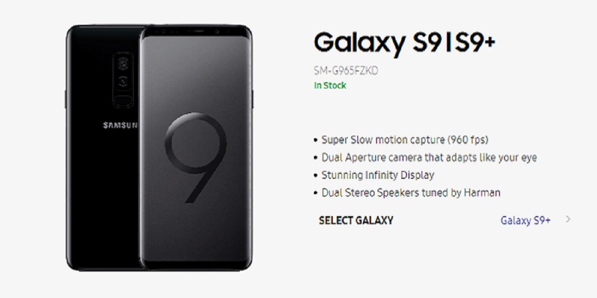 samsung-galaxy-s9-and-galaxy-s9-plus-specification