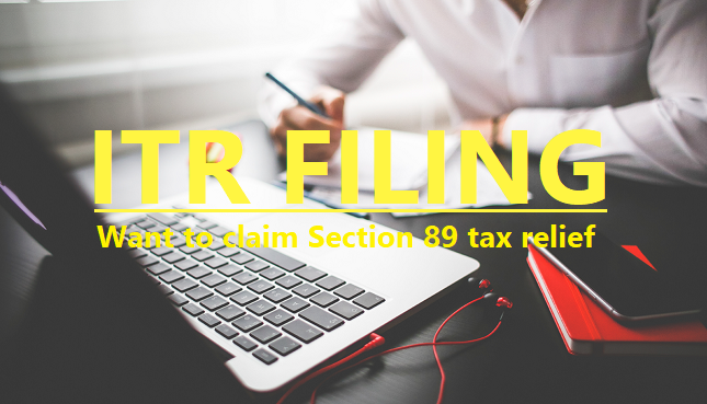 Want to claim Section 89 tax relief