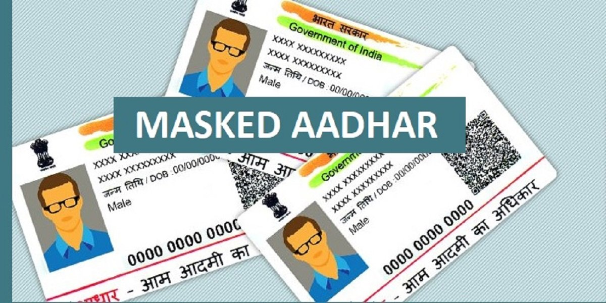about masked aadhar