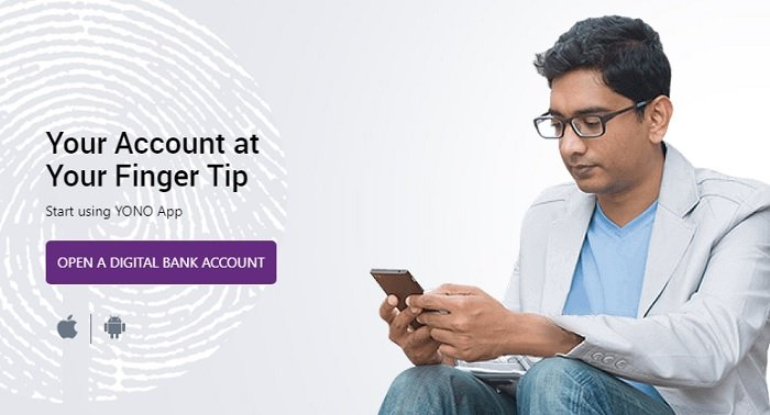 open SBI account online