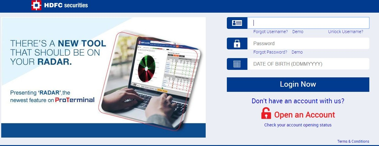 hdfc online nps account