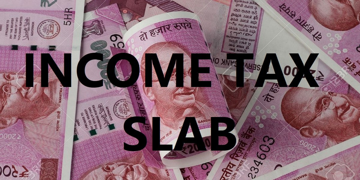 income tax slab 2019 2020
