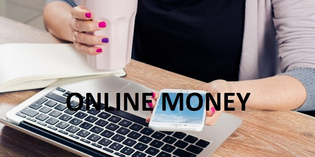Online money earn