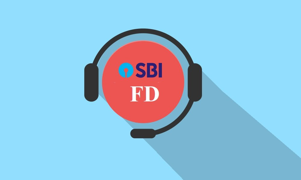 sbi fixed deposit interest rate 2019