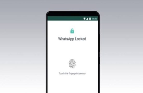 whatsapp fingerprint lock unlock