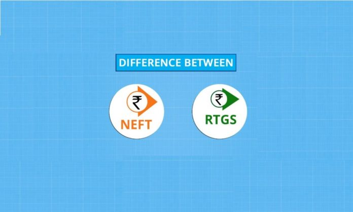 Difference-Between-NEFT-RTGS-in-hindi